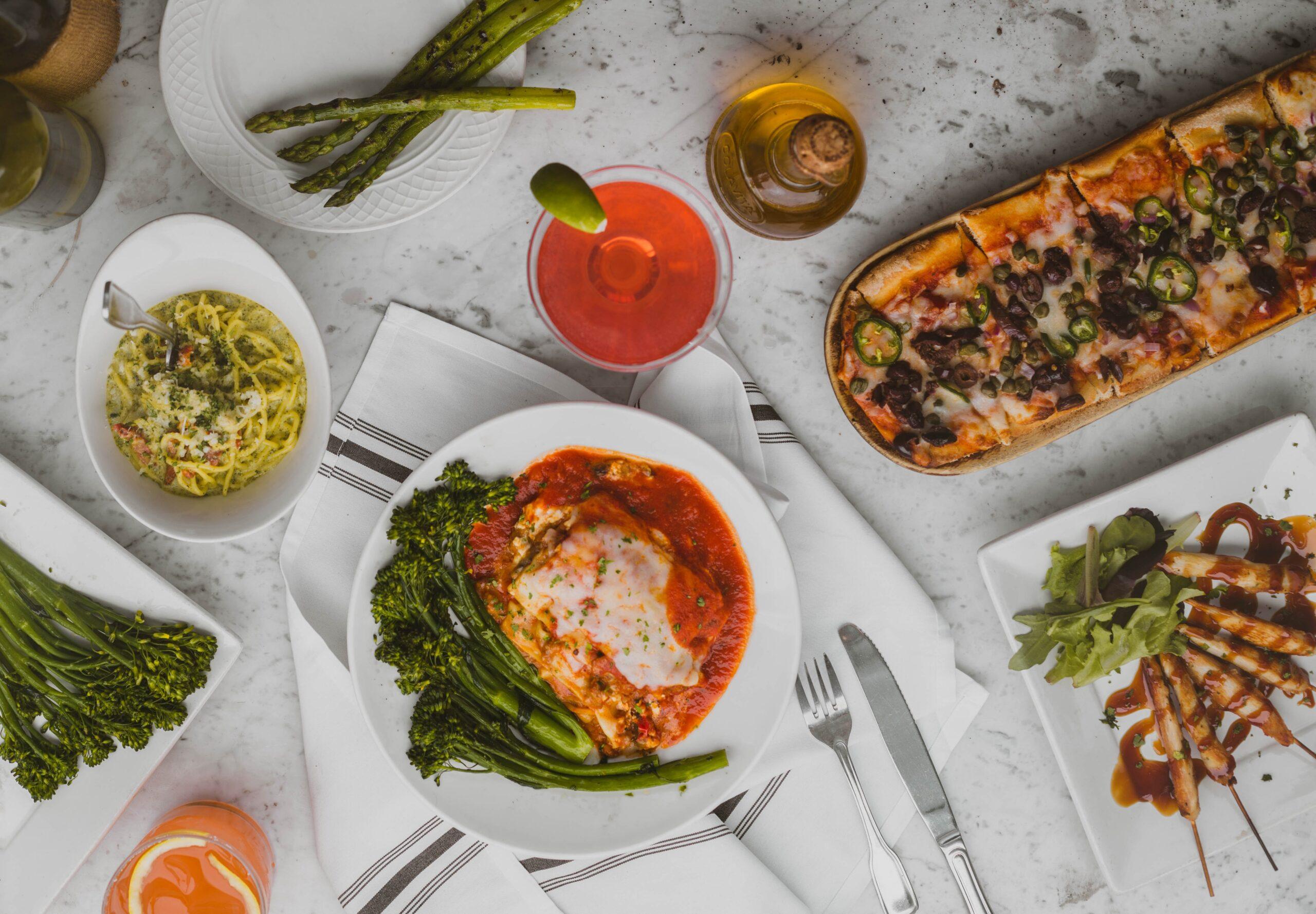 Un'alimentazione sana include i piatti della tradizioni locali