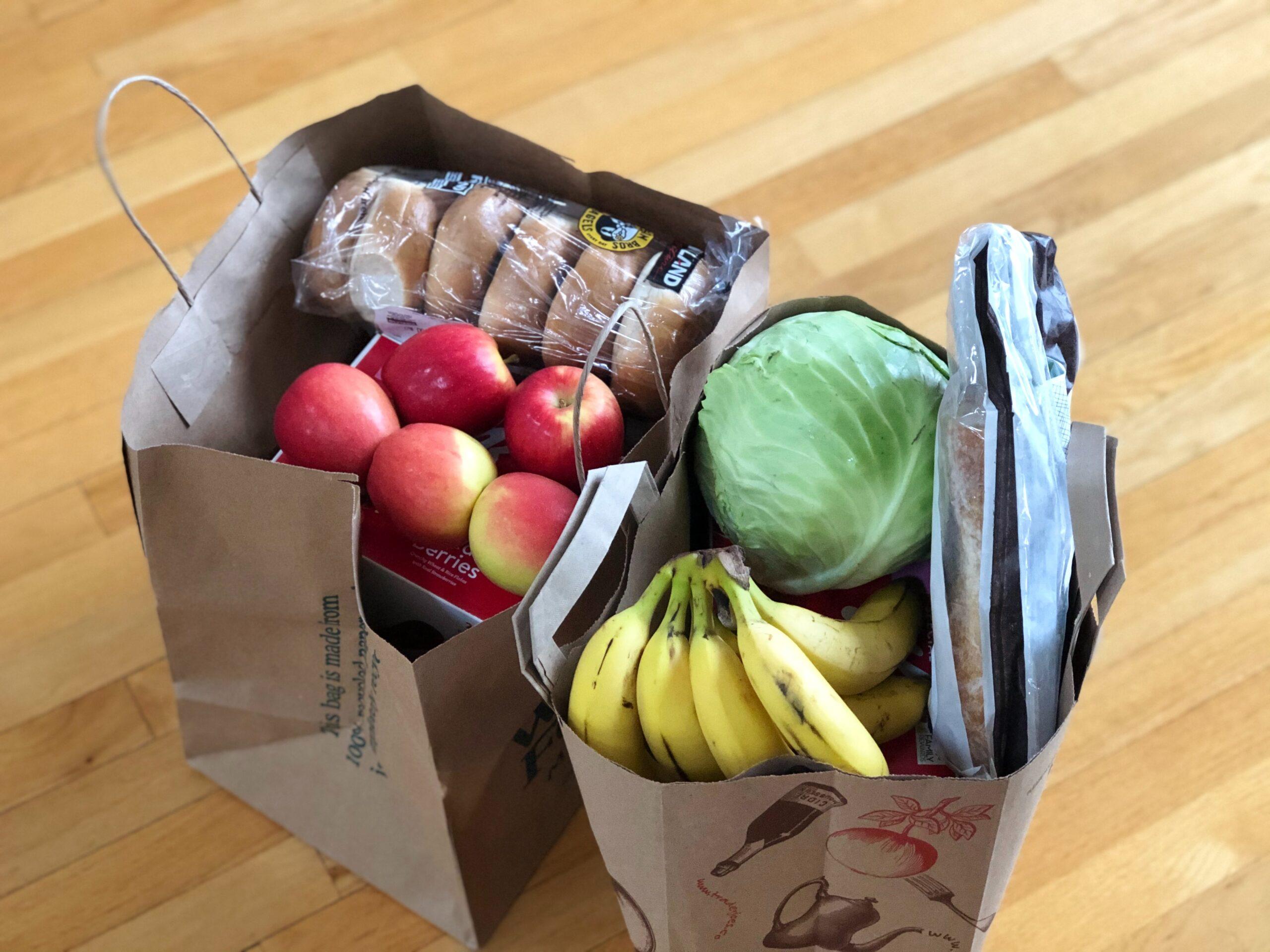 Fare la spesa in modo sano